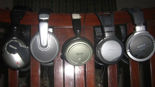 Headphone Shootout Line-up